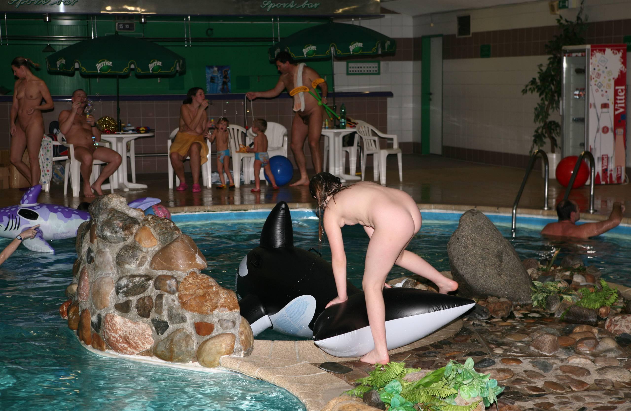 Nudist Pics 2010 Gym and Sauna - 2
