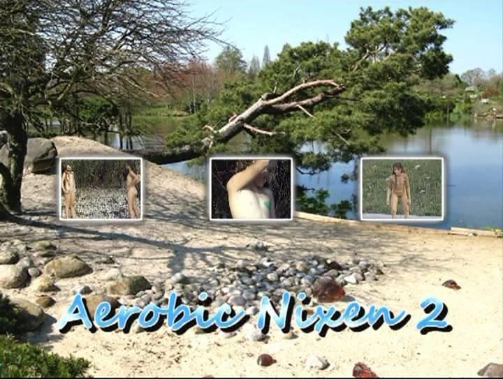 Nudist Movies Aerobic Nixen 2 - Poster