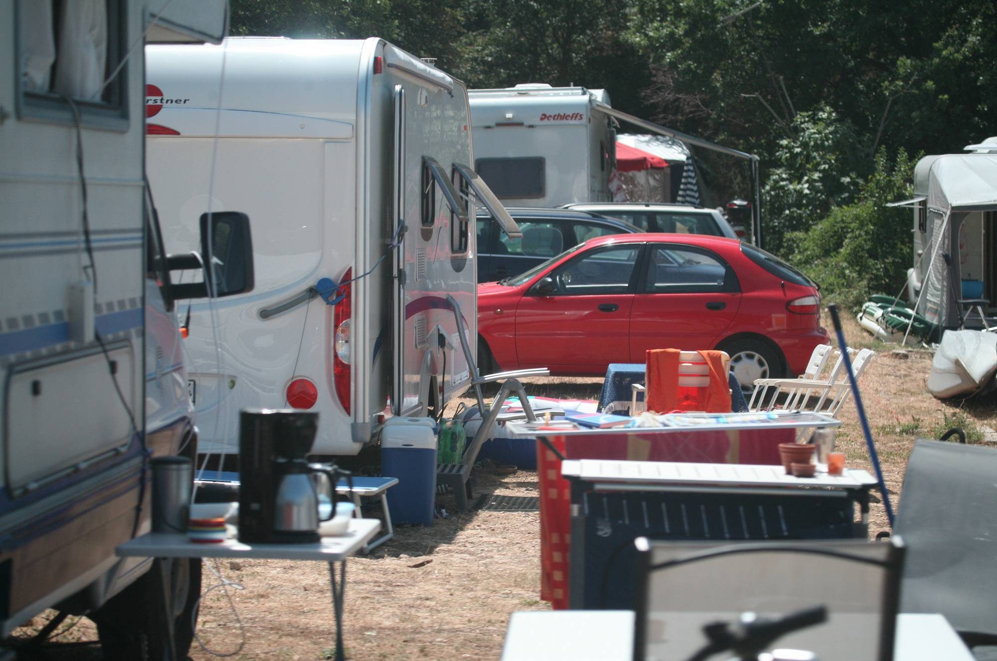 Bares Camping Scenery - 2