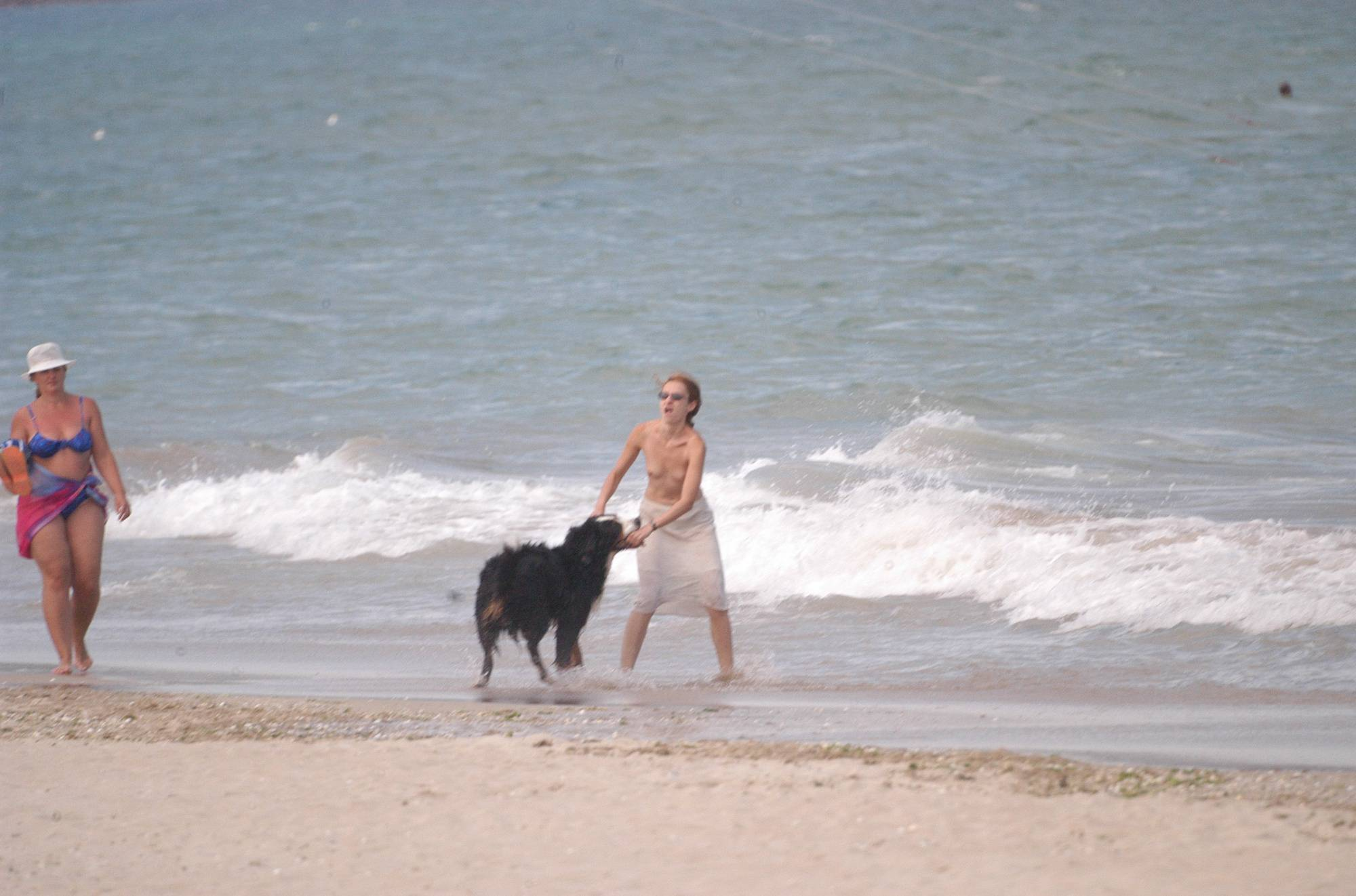 Bulgarian Beach Albena - 1