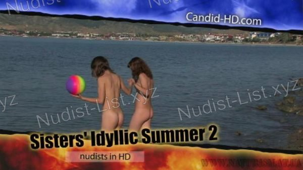 Sisters Idyllic Summer 2 cover