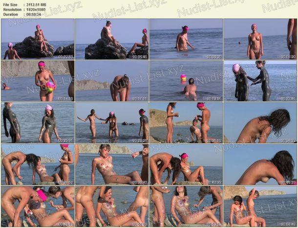 St. Petersburg Nudists Vol. 1 - film stills 1