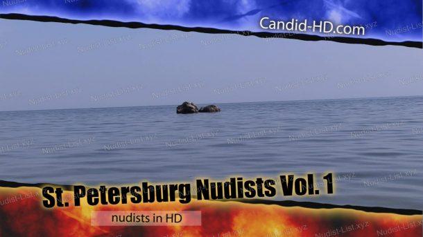 Snapshot of St. Petersburg Nudists Vol. 1