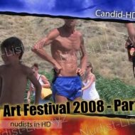 Body Art Festival 2008 – Part 1