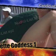 Brunette Goddess 1