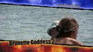 Candid-HD -Brunette Goddess 2
