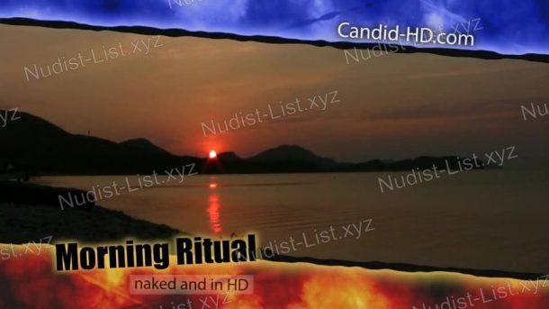 Morning Ritual - frame