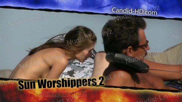 Frame Sun Worshippers 2