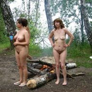 Dare to Be Bare Camping