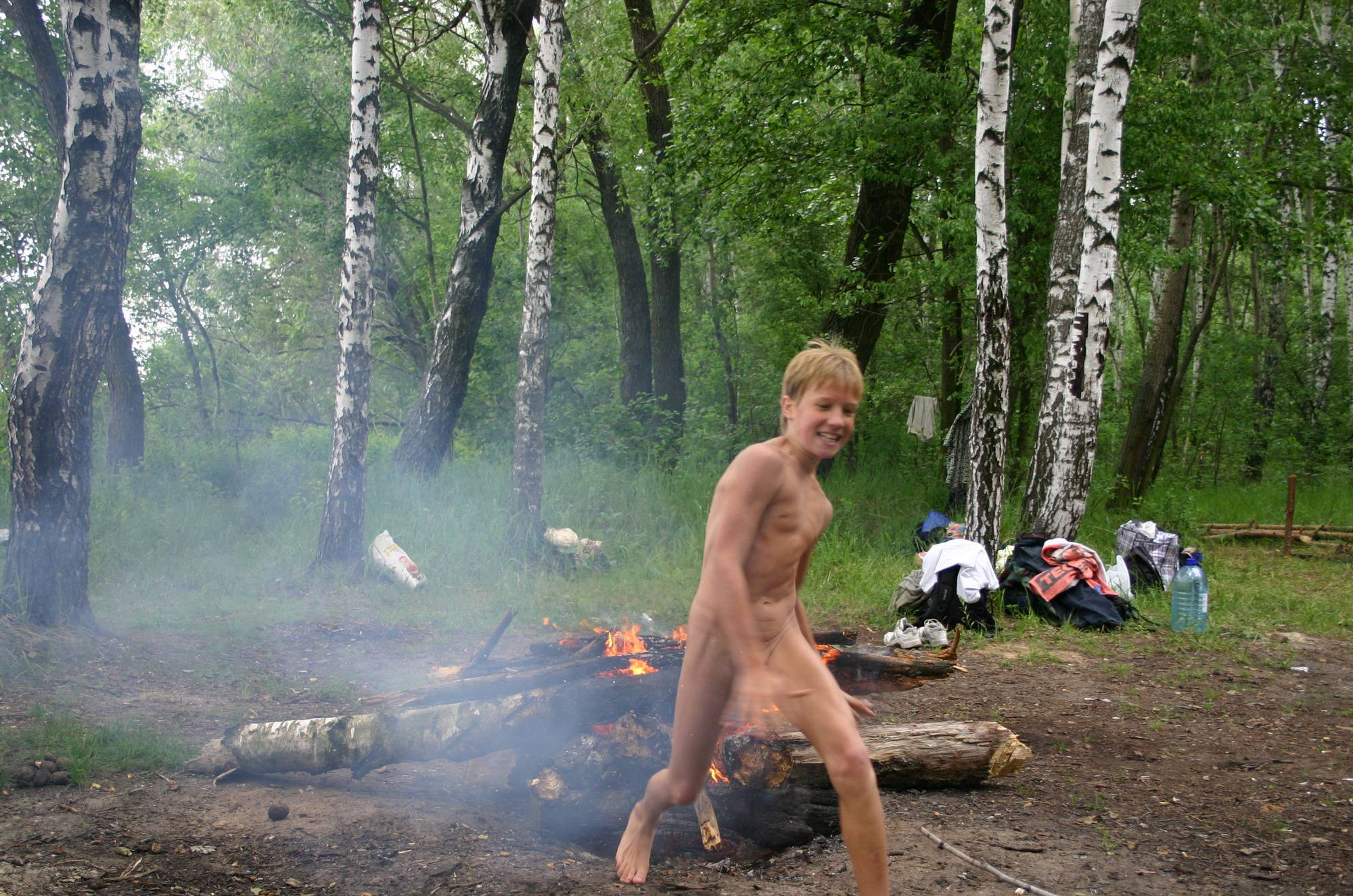Dare to Be Bare Camping - 2