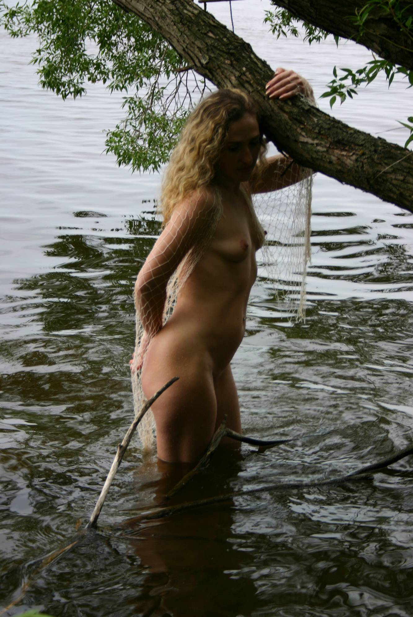 Nudist Photos Dare to Be Bare Nets - 1