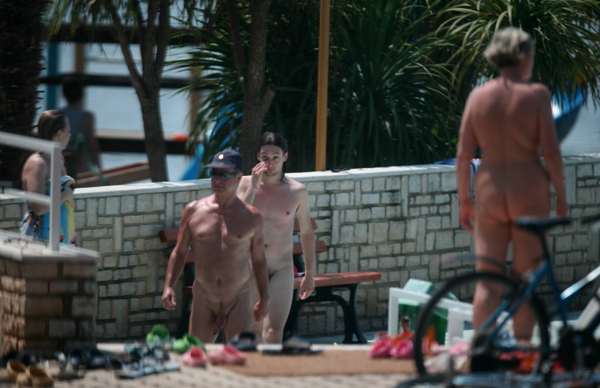 Nudist Photos European Exit Passages - 1