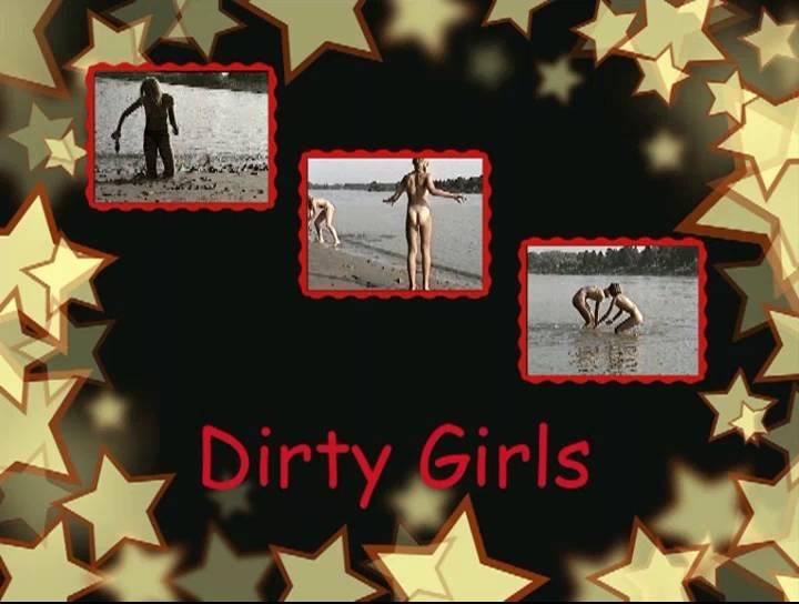 FKK Videos Dirty Girls - Poster