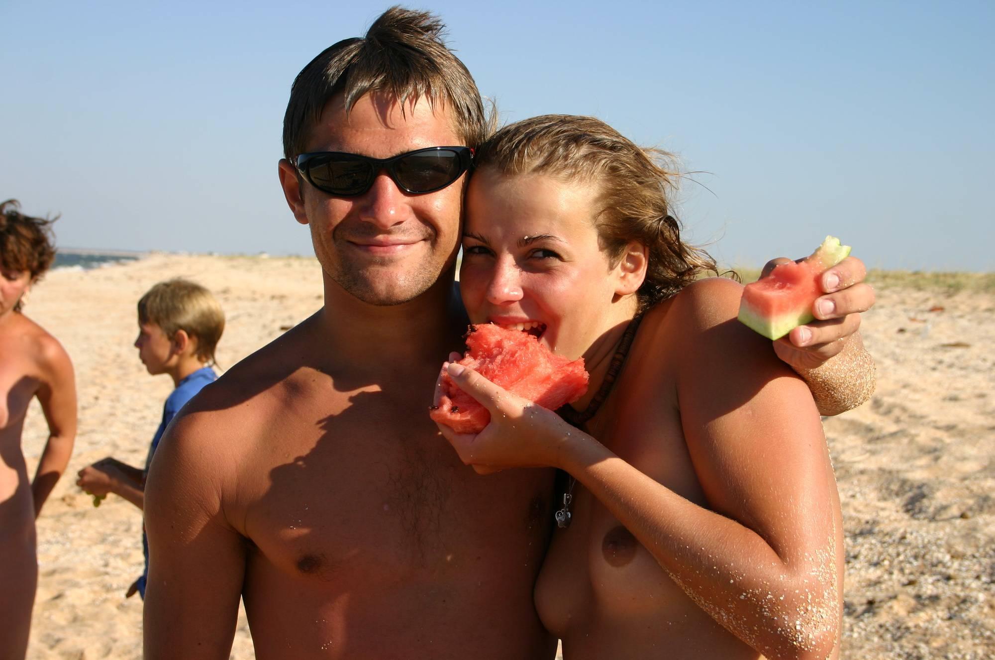 Nudist Pics Family Naturist Campsite - 1