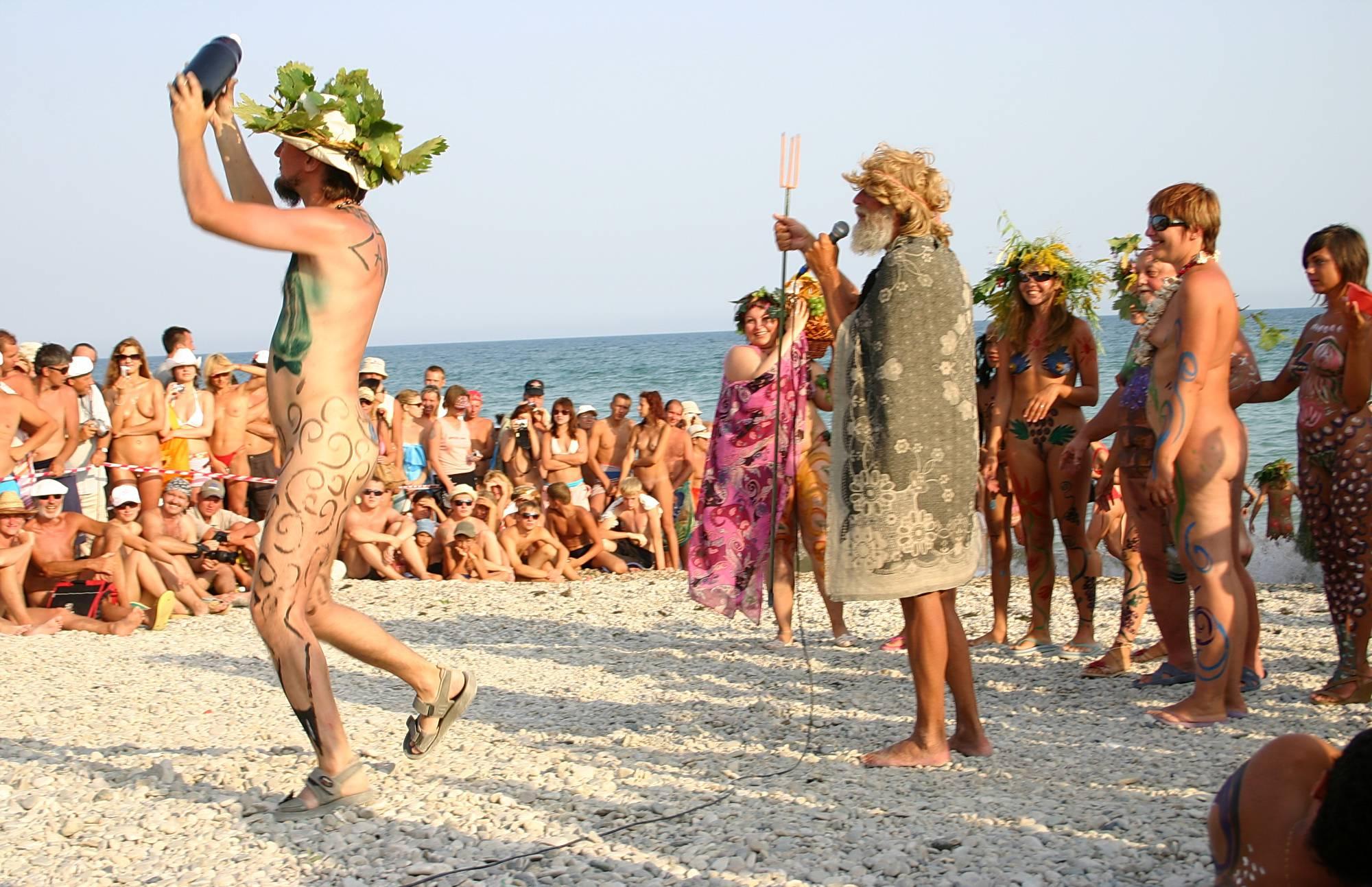 Grown Up Beach Dancers - 1