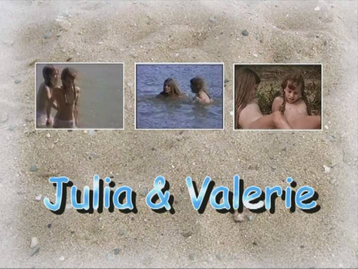 Julia and Valerie - Poster