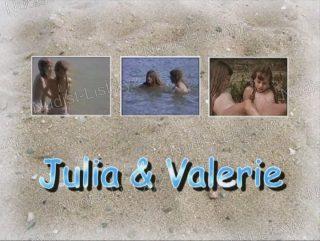 Julia and Valerie - Naturistin.com