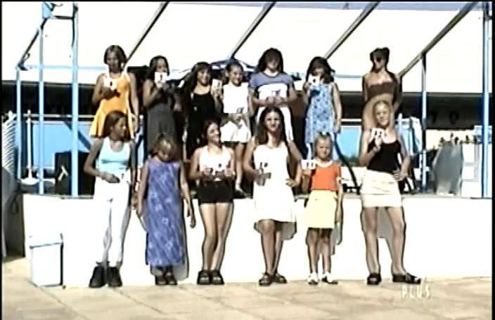 Junior Miss Pageant 1999 series NC6 - 1