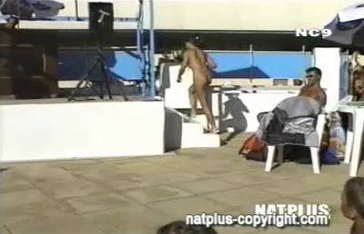 Nudist-HDV Junior Miss Pageant 1999 series NC9 - 2