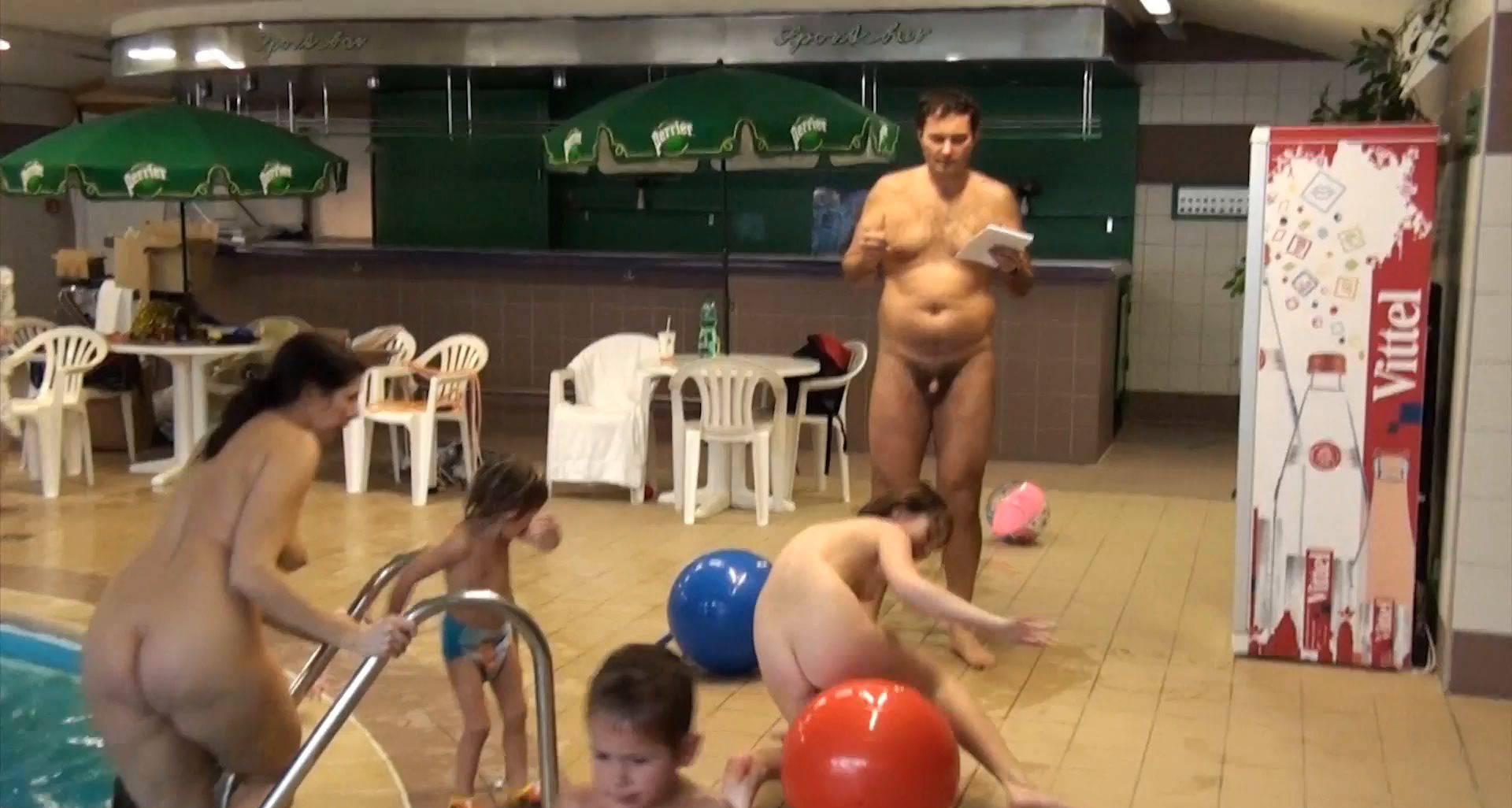Nudist Videos Kids Indoor Dolphin Ride - 2
