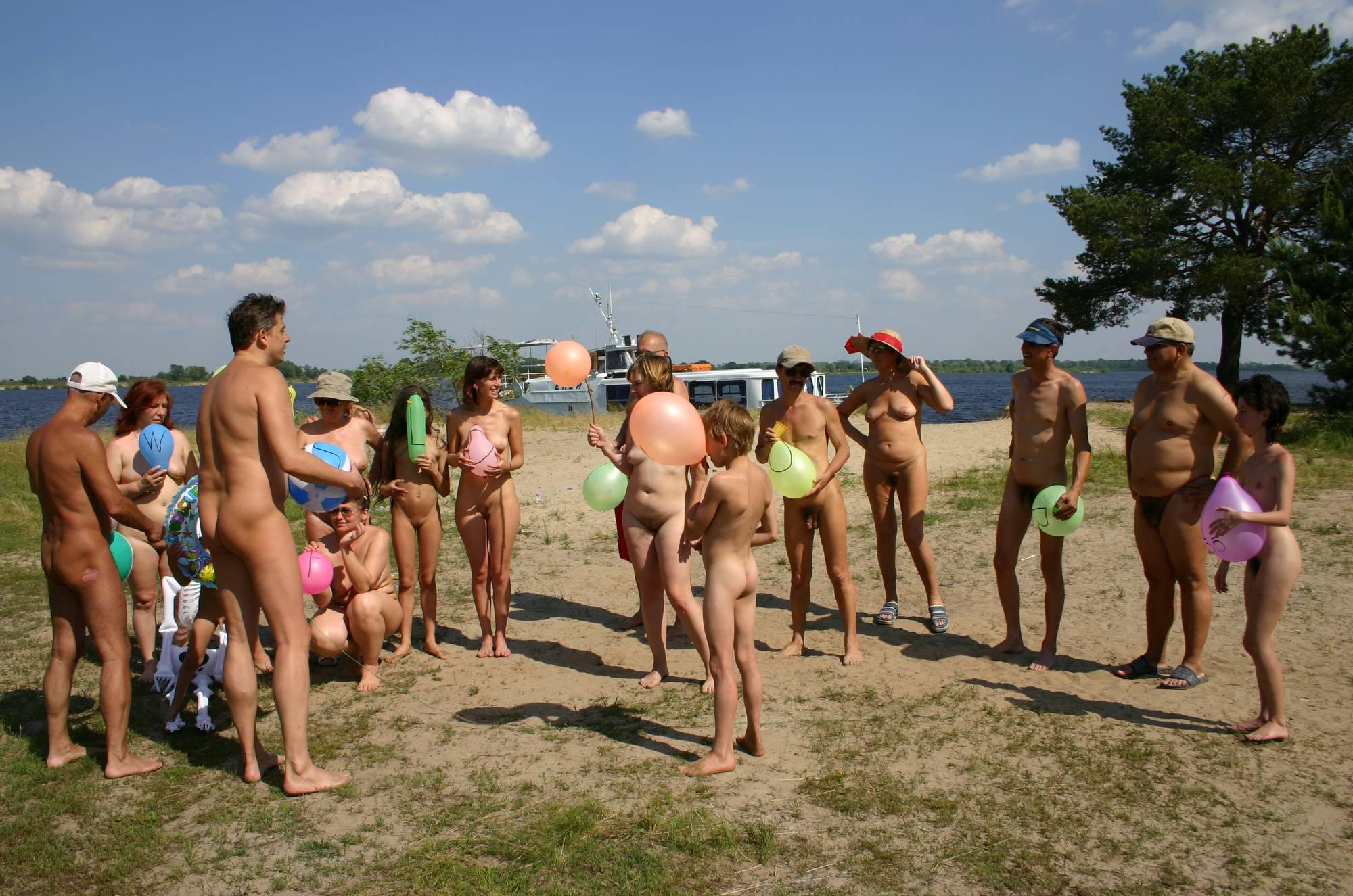 Nudist Pictures Kiev Balloon Fun Jamboree - 1