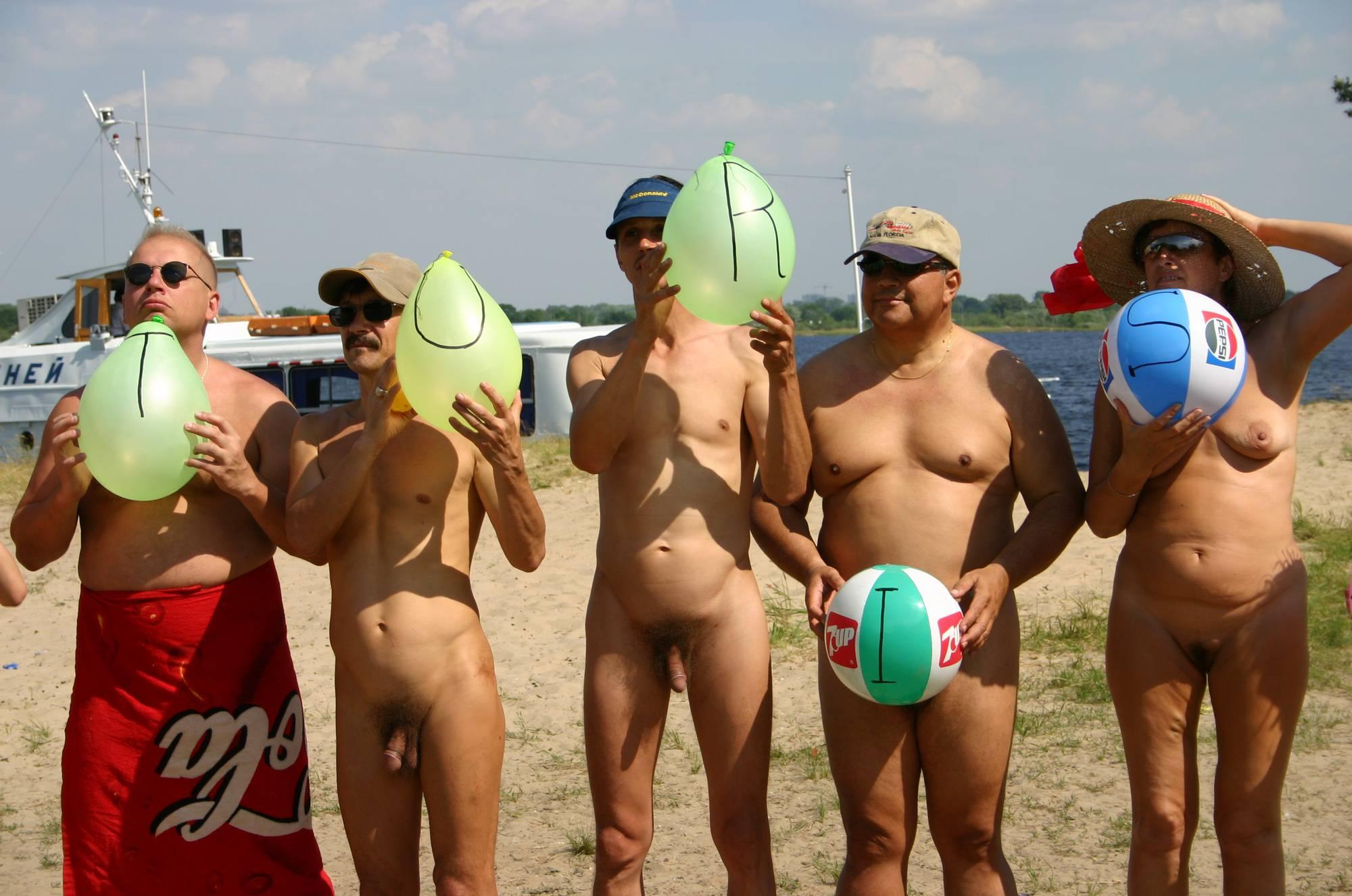 Nudist Photos Kiev Balloon Fun Jamboree - 2