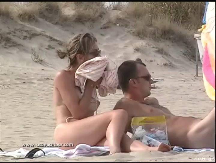 Nudist Videos Mediterranean Nude Beaches Vol.1 - 2