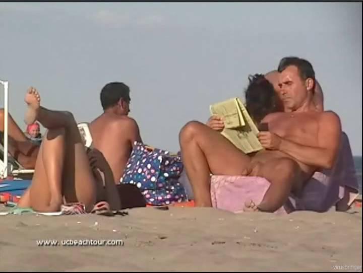 FKK Videos Mediterranean Nude Beaches Vol.2 - 1