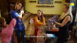 Naturist Freedom - Girls Heliosnatura No.1