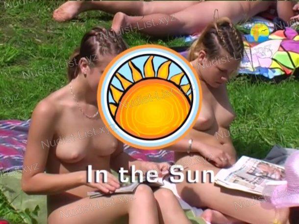 In the Sun frame