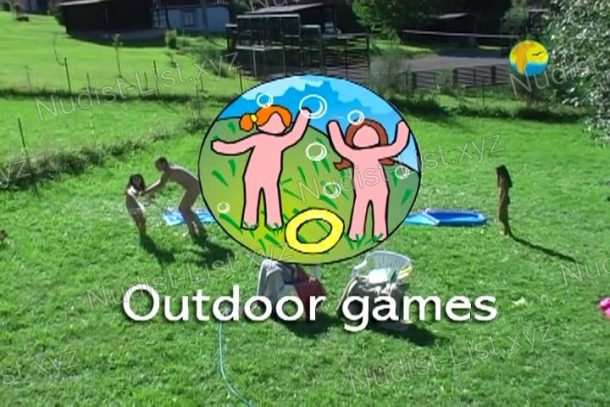 Frame of Outdoor Games