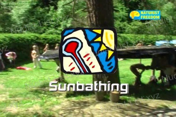 Snapshot Sunbathing