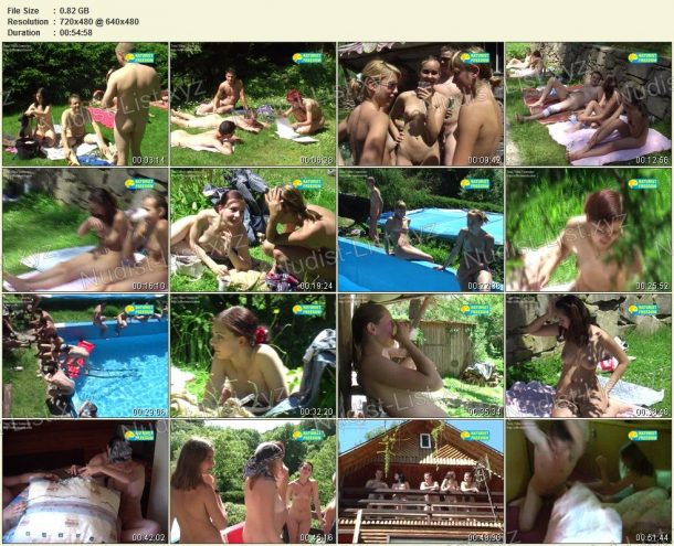 Thumbnails of Sunbathing 1