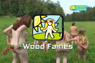 Wood Fairies - Naturist Freedom