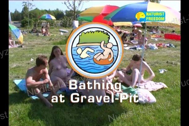 Screenshot of Bathing at Gravel-Pit