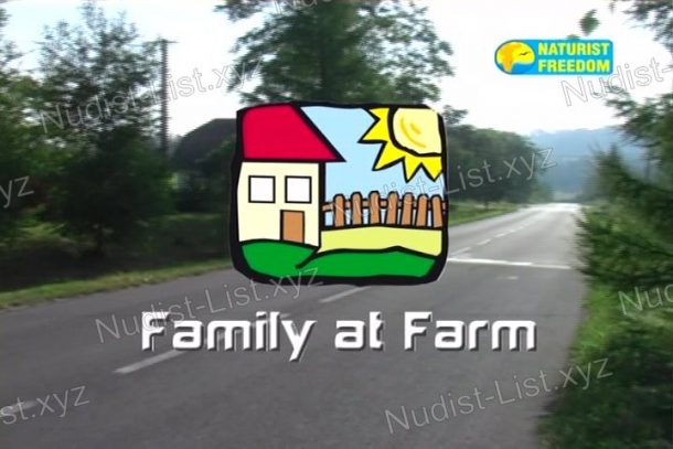 Cover of Family at Farm