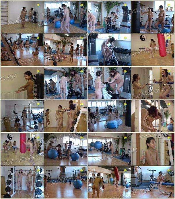 Fitness Girls film stills 1