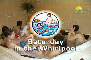 Saturday in the Whirlpool - Naturist Freedom
