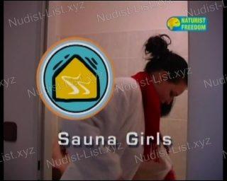 Sauna Girls - Naturist Freedom