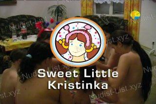 Sweet Little Kristinka - Naturist Freedom