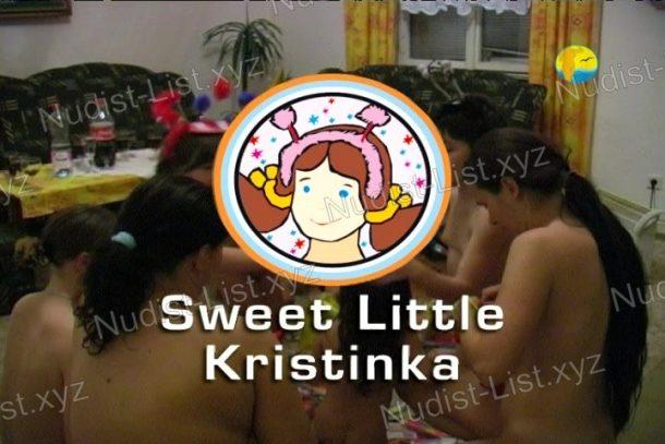 Sweet Little Kristinka cover