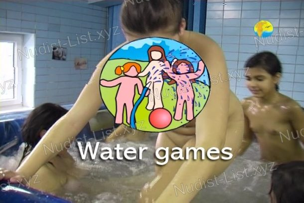 Water Games - frame