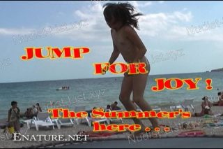 AWWC - Jump for Joy! The Summer's Here