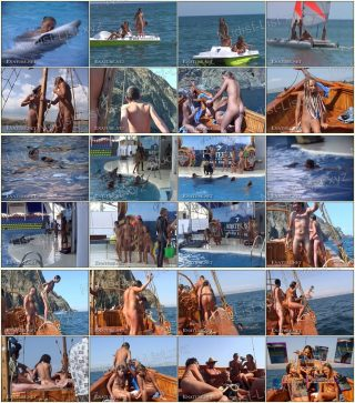 Russianbare-Dreaming of Dolphins, Ships and The Sea