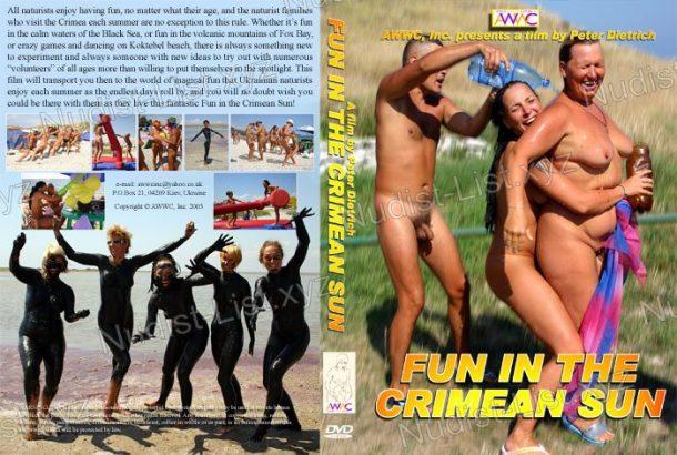 Frame Fun In The Crimean Sun