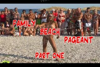 AWWC - Family Beach Pageant 1