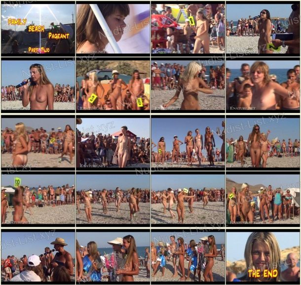 Family Beach Pageant Part Two - frames 1