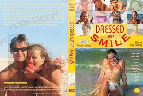 Dressed with a Smile - frame