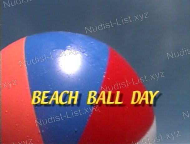 Video still Beach Ball Day