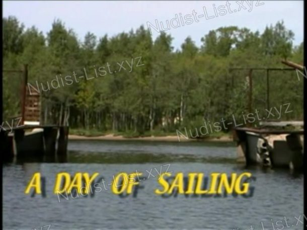 A Day of Sailing cover